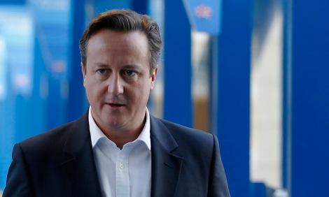 Le premier ministre conservateur, David Cameron, sort renforcé des élections générales de mai 2015  / Crédit : Reuters